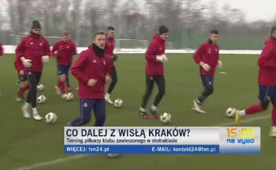 Jakub Błaszczykowski trenował z Wisłą Kraków