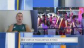 Jacek Czech o starcie na paraolimpiadzie w Tokio
