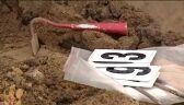 Budowali ul. Matyi, odkryli groby (materiał z 2013 r.)