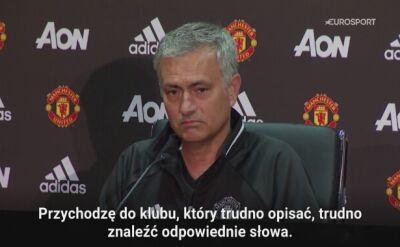 Te słowa Mourinho zapamiętamy na długo