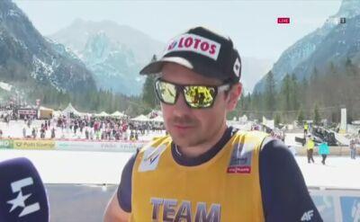 Michal Dolezal: nie boję się tego wyzwania