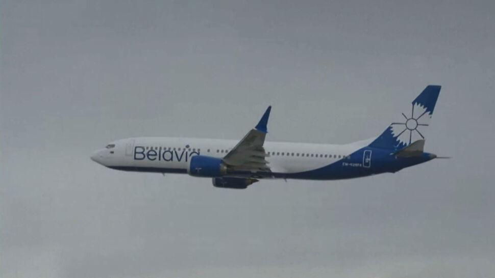Kraje Europy zamykają przestrzeń powietrzną dla samolotów z Białorusi
