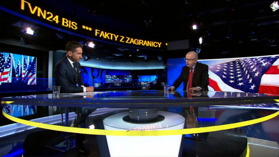 Zbigniew Lewicki: odejście Flynna nie jest dobre dla Polski
