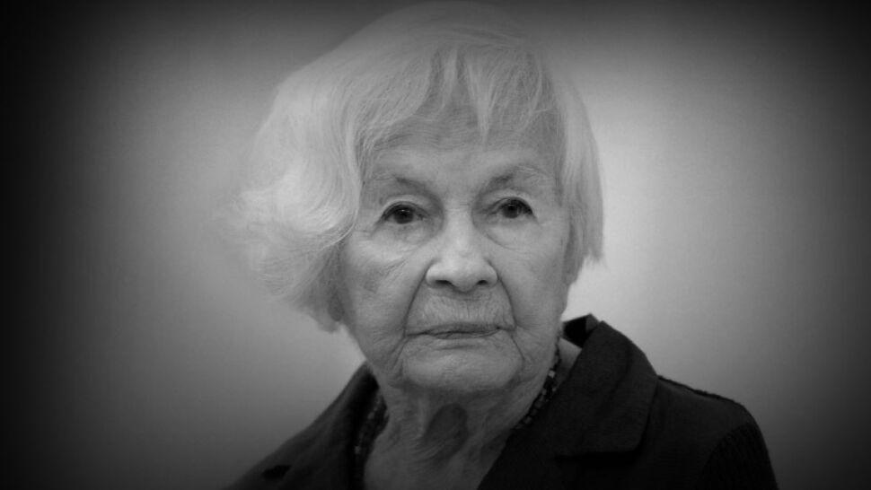 Nie żyje Danuta Szaflarska. Charyzmatyczna aktorka miała 102 lata