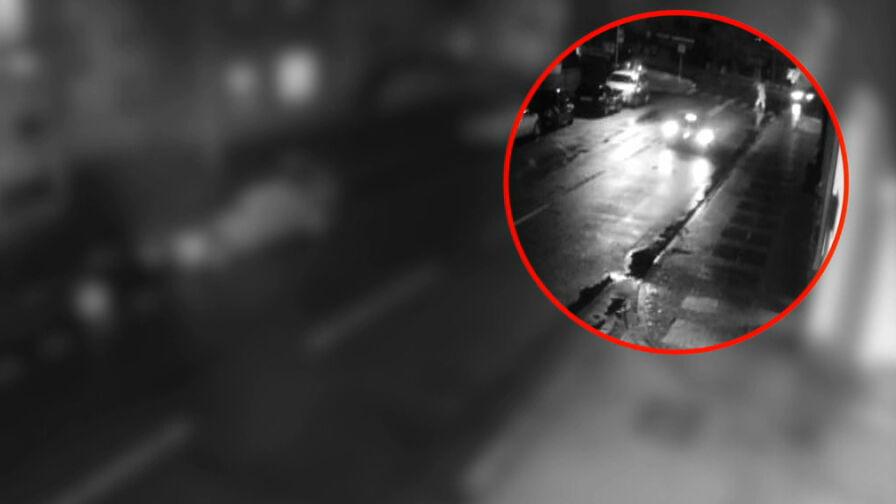 Potrącił kobietę i uciekł. Policja i rodzina poszukują kierowcy