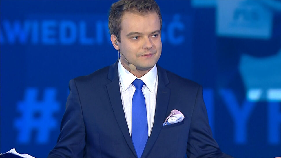 Konferansjer, rzecznik, pełnomocnik, dyrektor. Kariera Rafała Bochenka