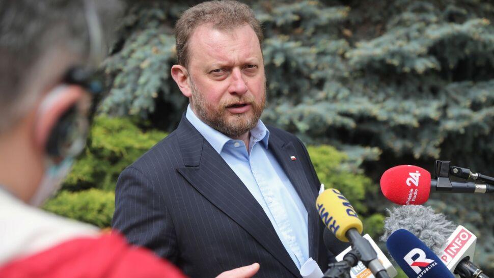 """""""Bardzo wysokie kwoty, bardzo wiele niewiadomych"""". Pytania w sprawie ministra Szumowskiego"""