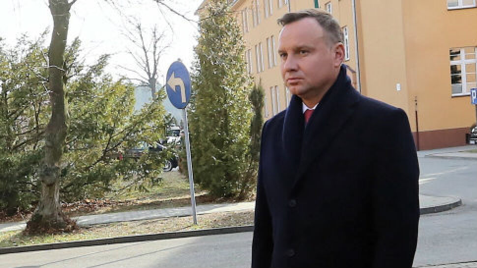 Prezydent zarządził wybory europejskie na 26 maja