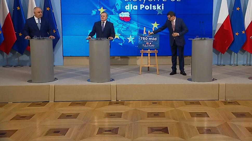 Spór o unijny budżet. Ile może stracić Polska, jeśli będzie weto?
