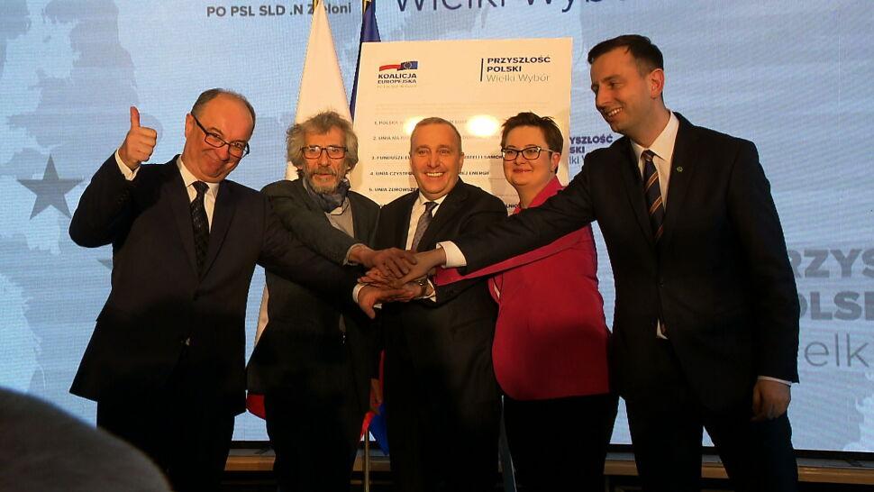 Koalicja Europejska podpisała deklarację programową