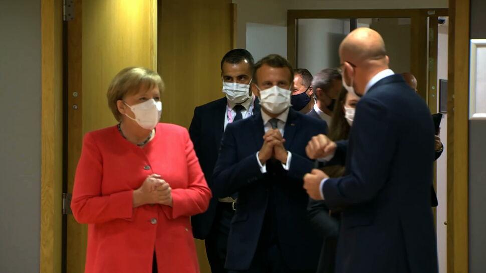 """""""To będą bardzo trudne negocjacje"""". Rozpoczął się szczyt Unii Europejskiej"""