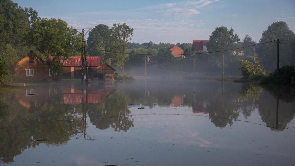 Trzy miejscowości podtopione po ulewie na Lubelszczyźnie. To nie koniec takiej pogody