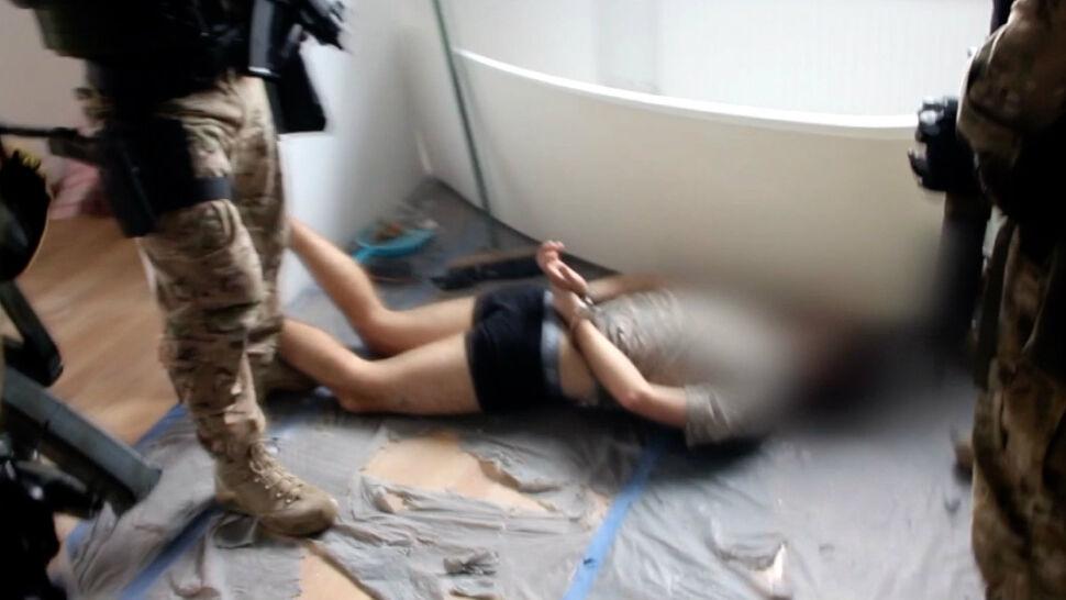 Zabójstwo Kristiny z Mrowin. 22-latek był zaskoczony w chwili zatrzymania