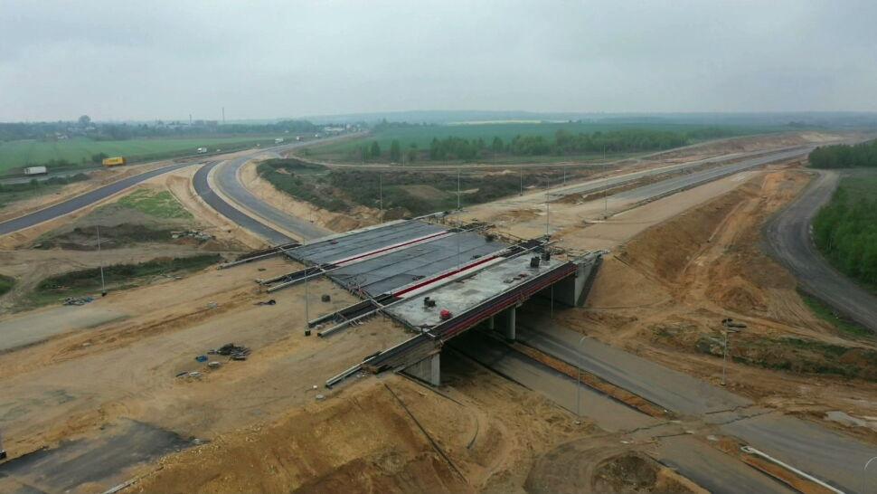 Pustki na placach budowy. Rzeczywistość kilkunastu drogowych inwestycji w Polsce