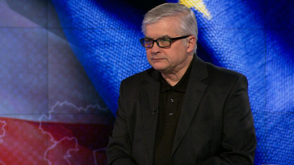 Cimoszewicz: wielu będzie się zastanawiało, czemu Polacy się tak zachowali