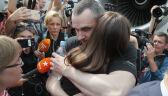 Ołeh Sencow na wolności. Rosja i Ukraina dokonały wymiany więźniów