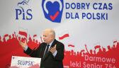 Ogłasza hasła i nadaje rytm. Jarosław Kaczyński liderem kampanii PiS