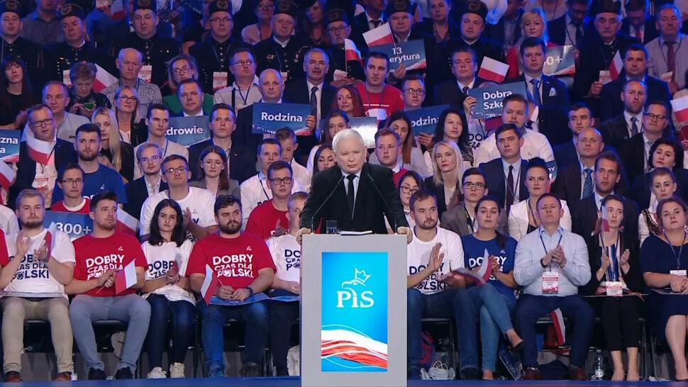 Rodzina według prezesa PiS. Ostra dyskusja o słowach Kaczyńskiego