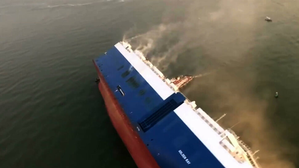 Koniec akcji ratunkowej u wybrzeży Georgii