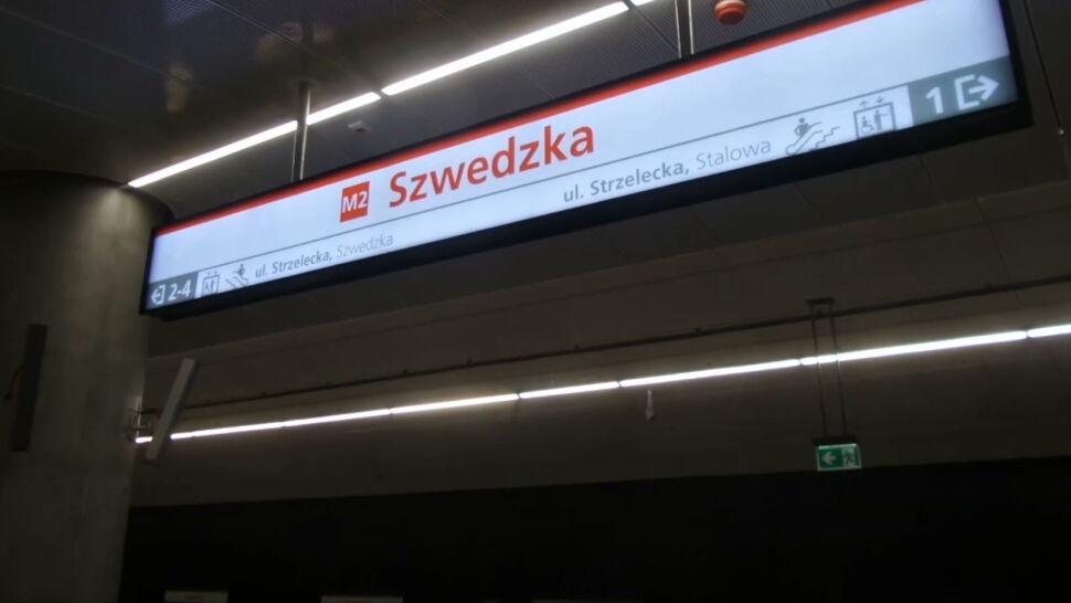 """""""Dobra wiadomość, metro dojechało na Targówek"""""""
