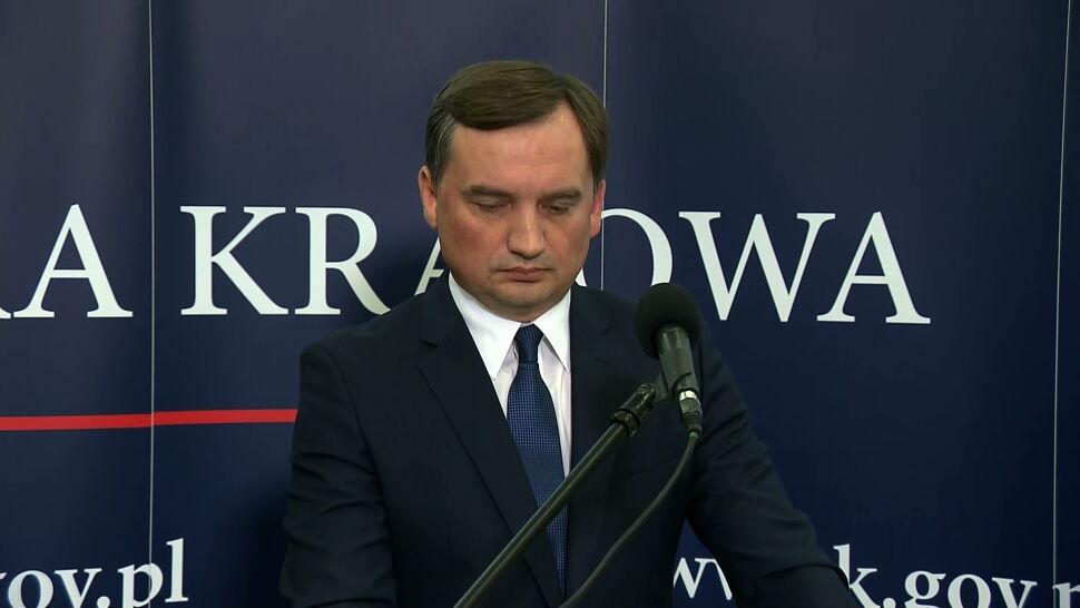 Debata nad odwołaniem Ziobry nie przed wyborami? Nie ma jej w harmonogramie