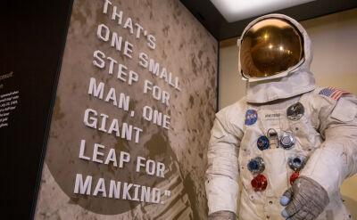 """50 lat temu ruszyła misja Apollo 11. """"To był krok wolnych ludzi"""""""