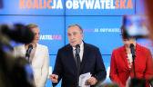 """Koalicja Obywatelska odsłania karty. Grzegorz Schetyna przedstawił """"jedynki"""""""