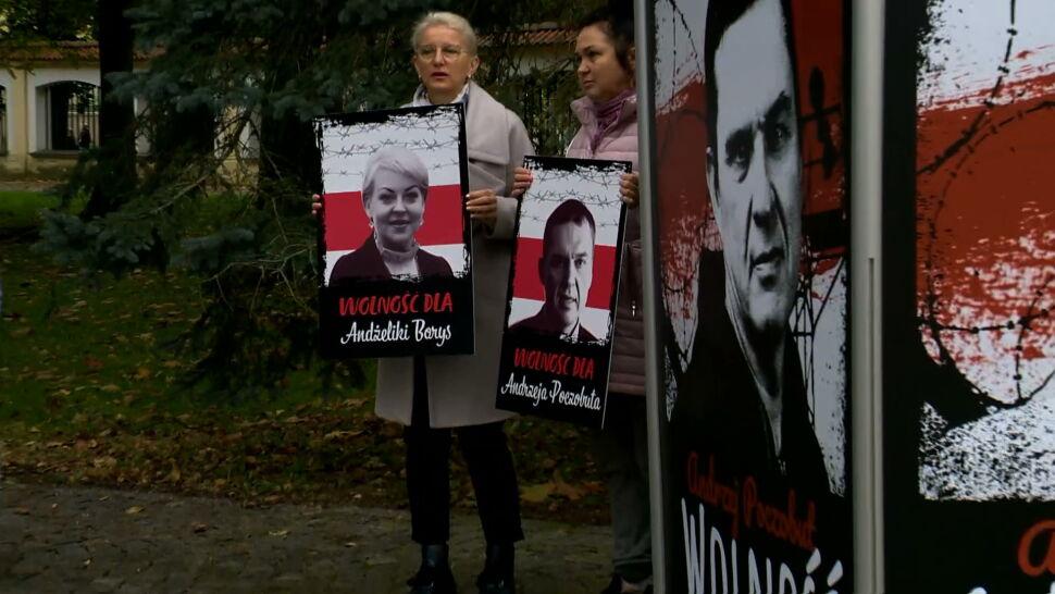 Andrzej Poczobut już pół roku jest więźniem Łukaszenki. #UwolnićPoczobuta