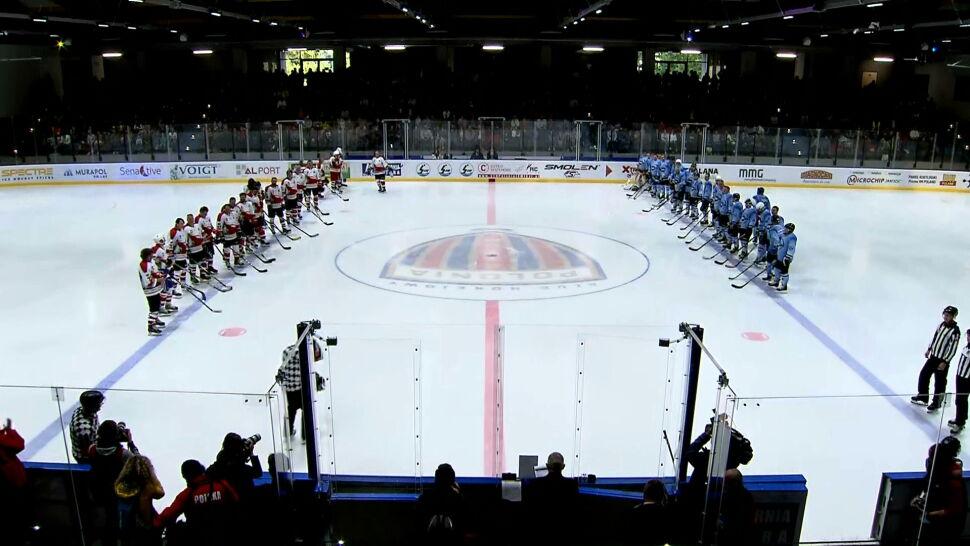 Plejada gwiazd, jeden cel. W Bytomiu odbył się mecz hokejowy na rzecz Łukasza Wysockiego