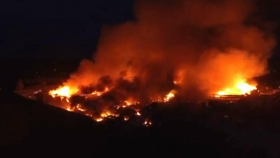 Pożar w Szczecinku. 250 osób straciło miejsce pracy