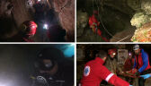 Equipment, time and training count. The rescue operation in the cave is a big challenge