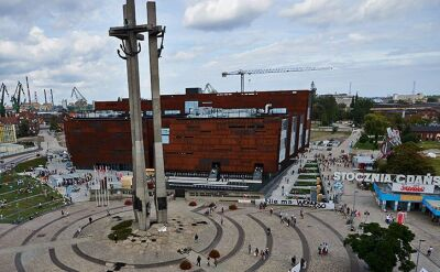 30.08.2014   Europejskie Centrum Solidarności otwarte. Wałęsa znów przed Stocznią