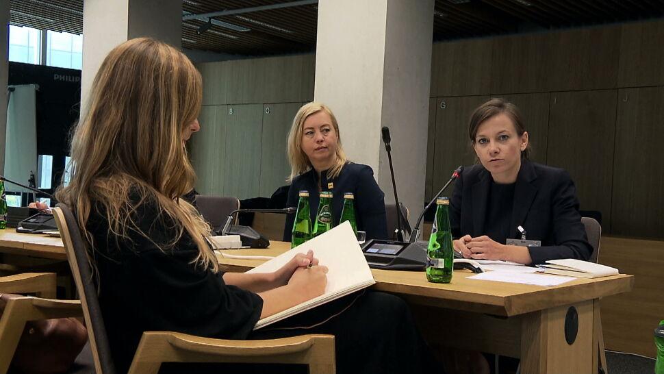 Zuzanna Rudzińska-Bluszcz bez poparcia Zjednoczonej Prawicy