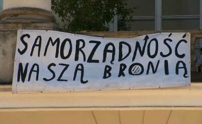 Do protestu na UW dołączają kolejne uczelnie. Ministerstwo zapowiada poprawki