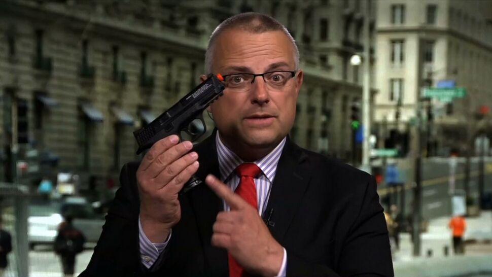 Wrona: Barack Obama poległ na całej linii w kwestii ograniczenia prawa do posiadania broni