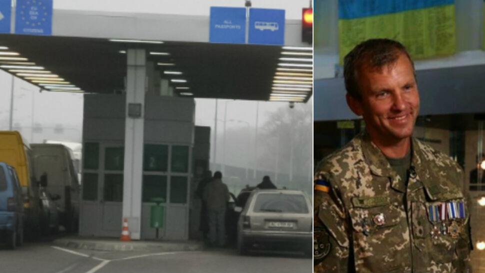Polacy na wniosek Rosji zatrzymali bohatera z Donbasu. Protest przed ambasadą RP w Kijowie