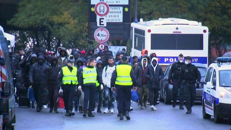 Likwidacja obozów imigrantów. Francuskie władze zmieniają politykę