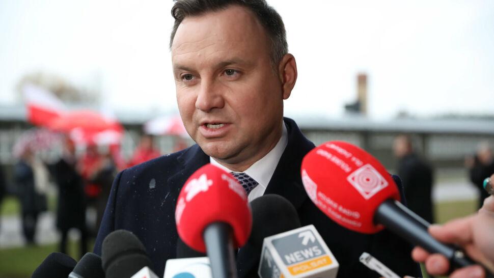 Marsz Niepodległości w stolicy bez udziału Andrzeja Dudy