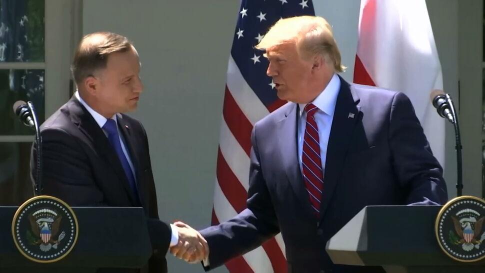 Były ambasador USA w Polsce o spotkaniu Duda-Trump: timing jest niefortunny