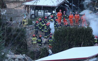 Katastrofa w Szczyrku. Ruszyło śledztwo w sprawie wybuchu gazu