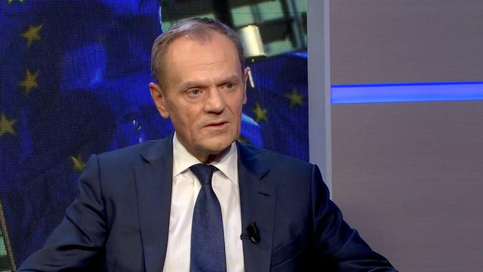 """""""Rozważania salonowe"""", """"idea na lata do przodu"""". Politycy komentują słowa Tuska"""