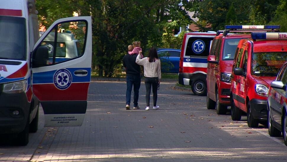 Ratownicy medyczni kontynuują protest. W Poznaniu zastąpili ich strażacy