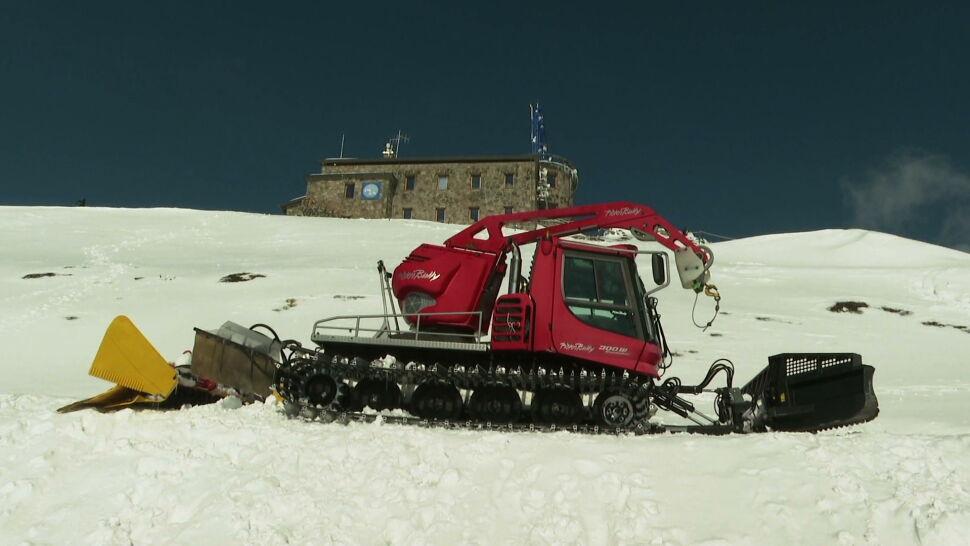 W Tatrach miejscami nawet trzy metry śniegu