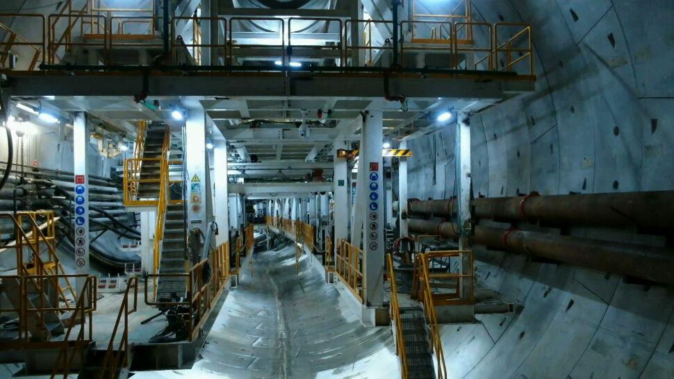 Tak powstaje tunel w Świnoujściu. Wywiercono już 300 metrów