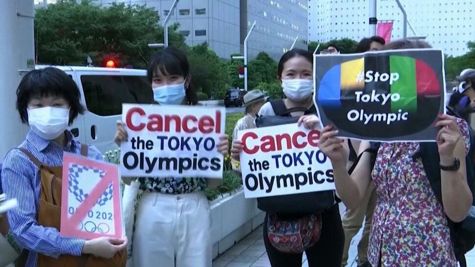 Igrzyska w Tokio w cieniu pandemii. Mieszkańcy obawiają się nowych ognisk zakażeń