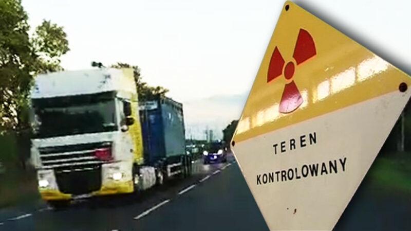 26.09.2016 | Zagadkowy konwój przejechał przez stolicę. Transportowano wypalone paliwo jądrowe