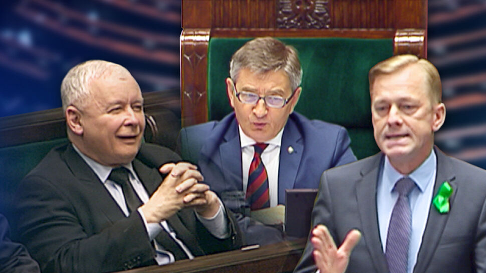 Sekret dotarcia do prezesa Kaczyńskiego. Poseł PO został wysłuchany