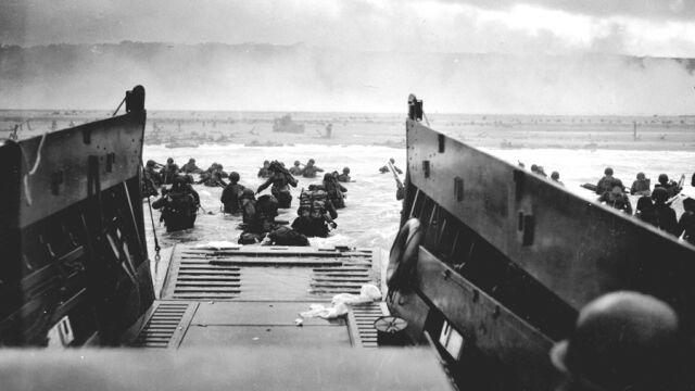 75. rocznica lądowania w Normandii