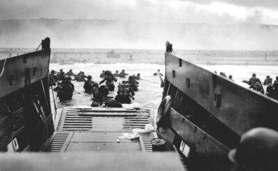 Sukces okupiony dużymi stratami. 75 lat temu alianci wylądowali w Normandii