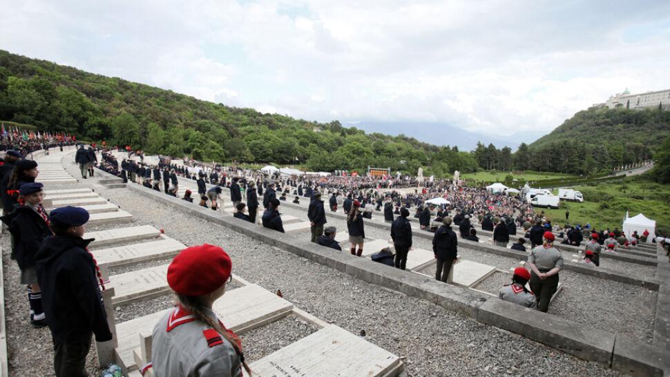 """""""To niesamowite miejsce"""". 75. rocznica bitwy o Monte Cassino"""